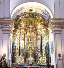 Retablo de la Iglesia Parroquial de S. José