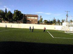 """Campo de Fútbol """"El Batalax"""""""