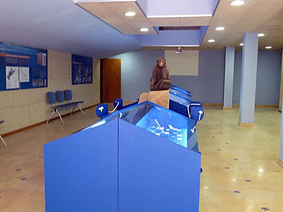 Centro de Interpretación Paleontológico Sierra de Quibas