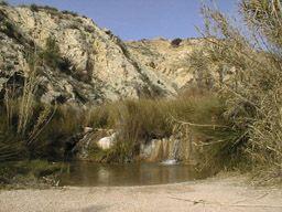 Nacimiento del río Chícamo