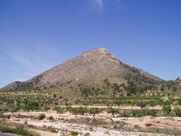 Sierra de El Cantón