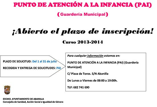 CARTEL INSCRIPCION_PAI