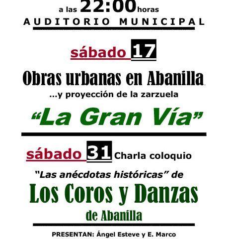 LasCosicasdeAbanilla2013