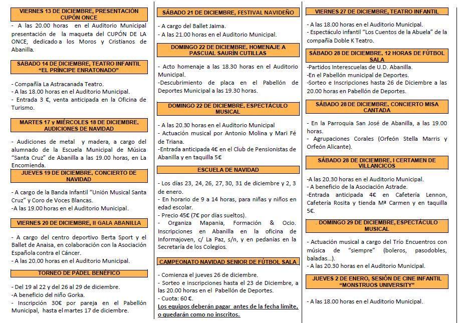 folleto navidad2013-2