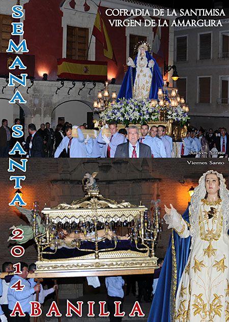 Semana Santa Virgen Amargura peq