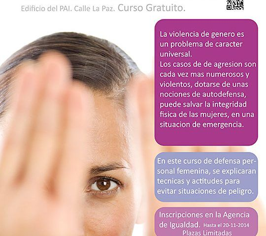 Curso defensa pers fem