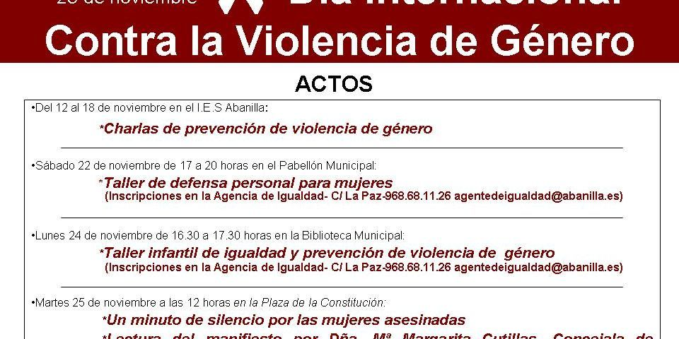 VIOLENCIA web
