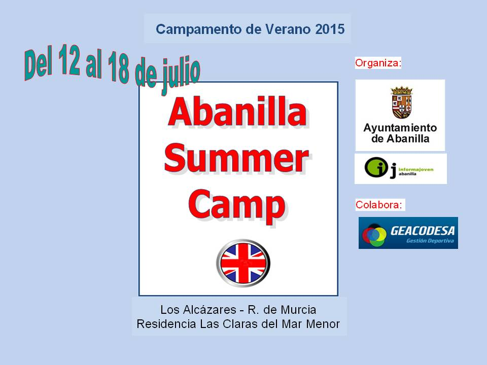 ABANILLA SUMMER CAMP1