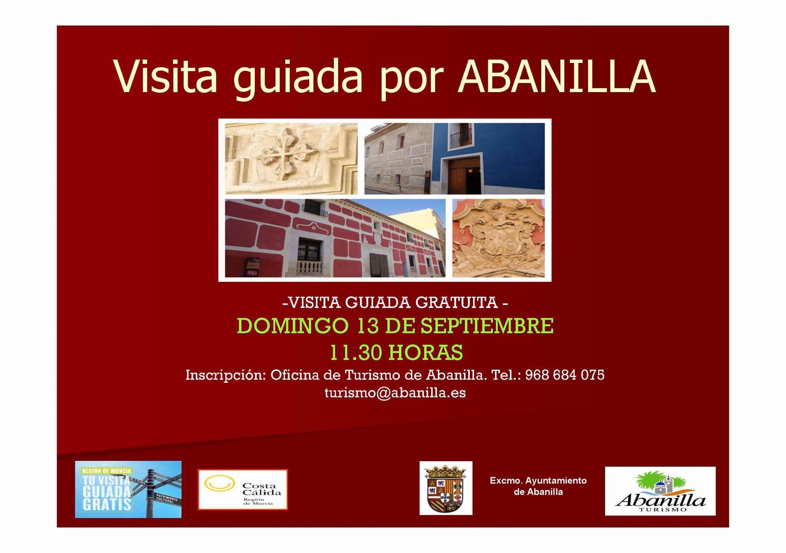 Visita Casco urbano 13 de septiembre