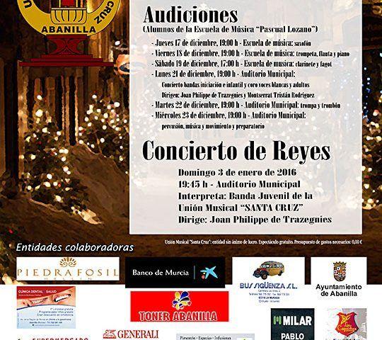 Navidad 2015 UMSC