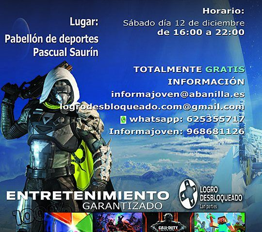 cartel evento tecnologico