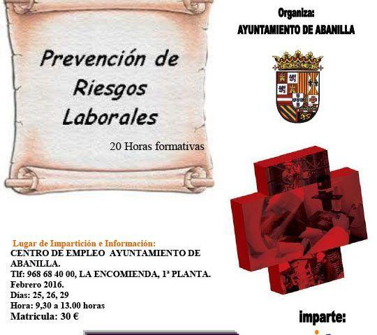 2016 PREV REGIMEN HOSPITALARIO ABANILLA