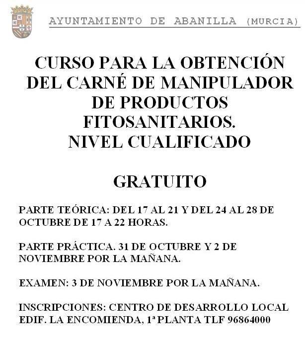 CARTEL CUALIFICADO 0CT 2016
