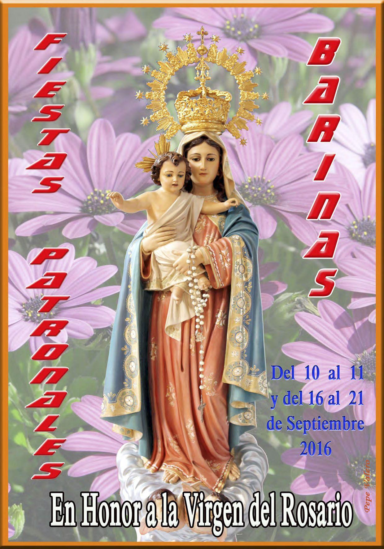Cartel Fiestas Barinas 2016