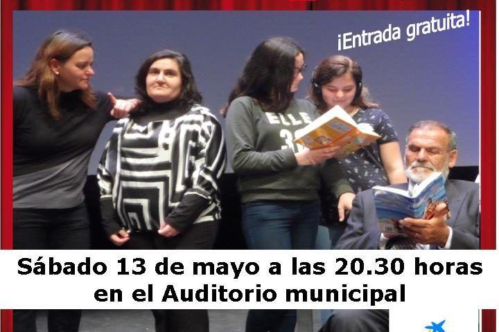 cartel teatro 13 de mayo