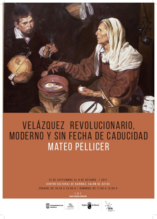 cartel MATEO PELLICER Abanilla imprenta