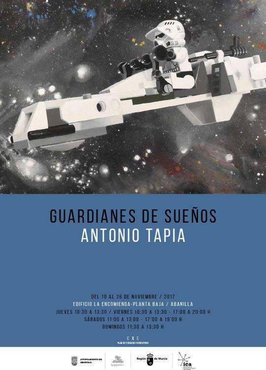 cartel Antonio Tapia Abanilla