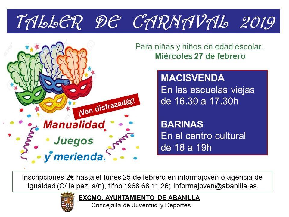 carnaval pedanias