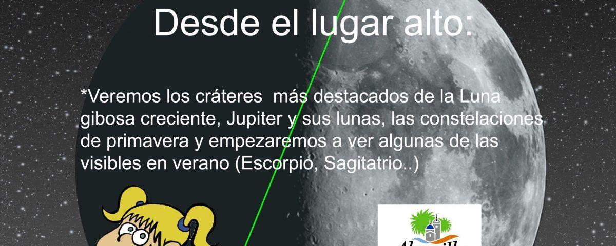 14 de junio 2019.Observación astronómica