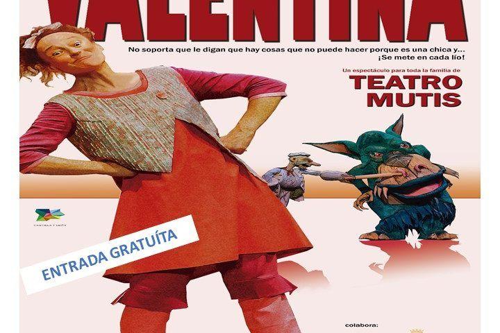 Las Aventuras de la intrepida Valentina