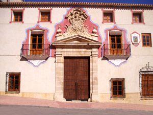 Fachada de la Casa Cabrera