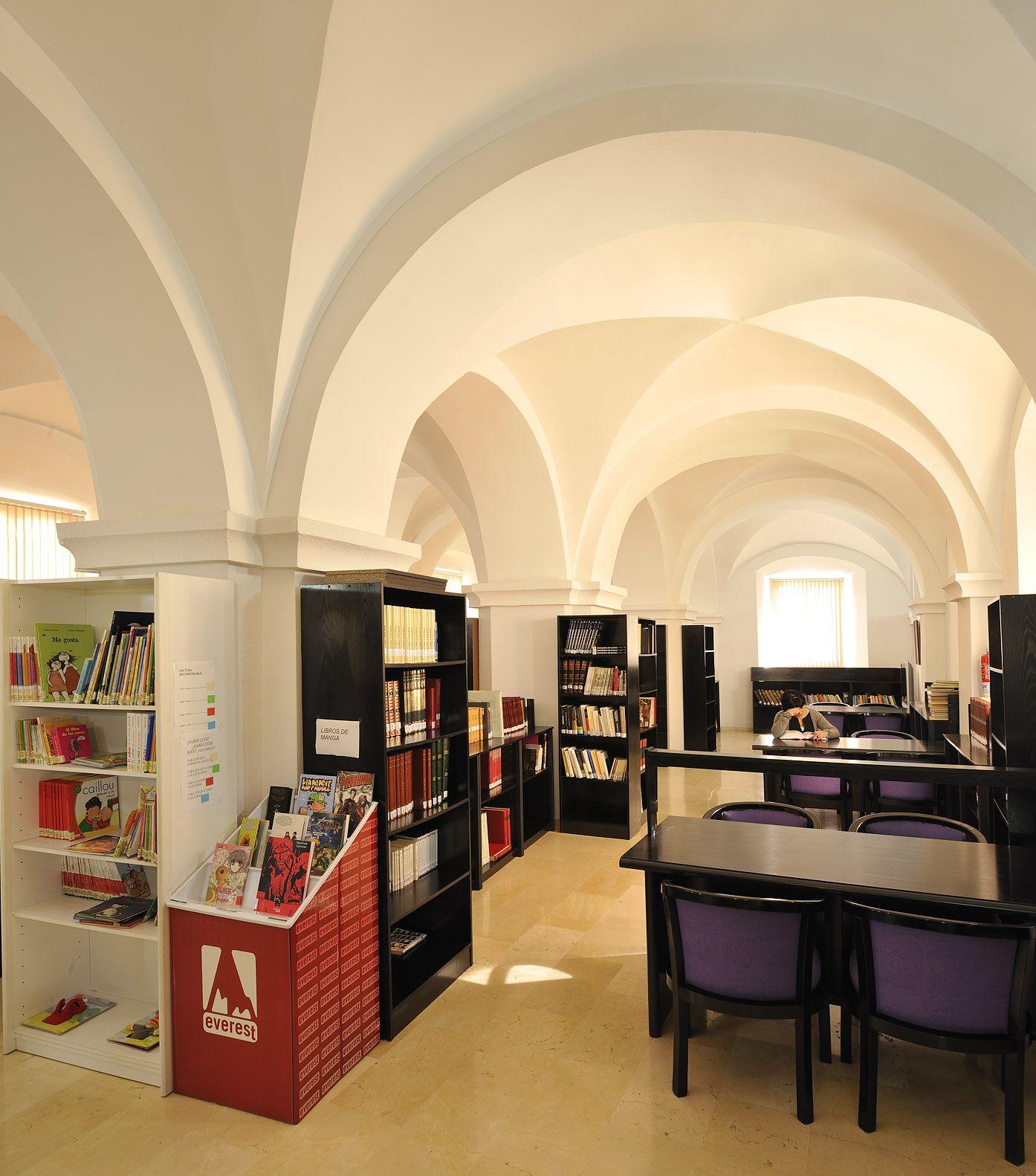 Biblioteca Pública Municipal Menéndez Pidal