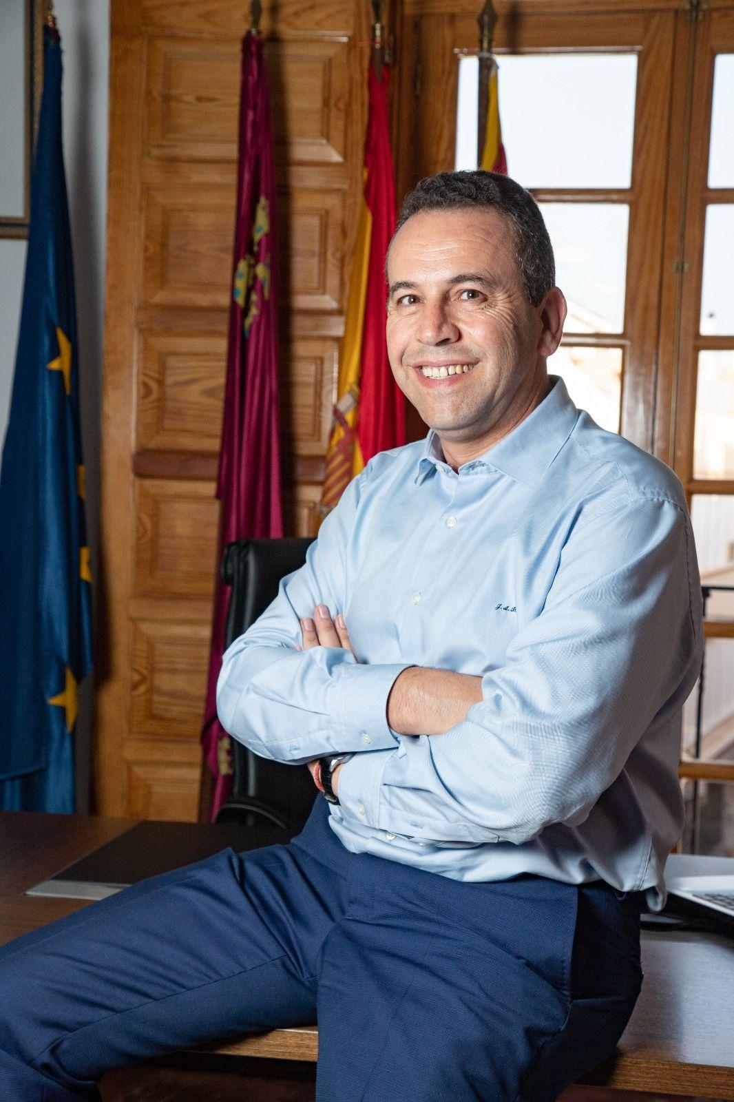 José Antonio Blasco Martínez alcalde
