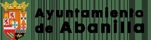 Logo AytoAbanilla negro pe